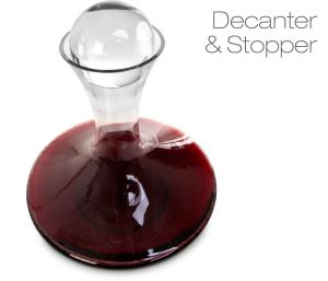 Eisch Wine Decanter Stopper