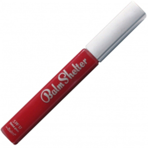 the Balm Balmshelter Tinted Lip Gloss SPF17 - Pinup Girl