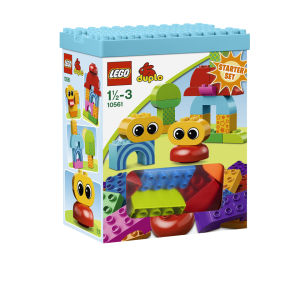 LEGO DUPLO: Toddler Starter Building Set (10561)