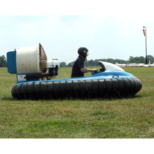 Hovercraft Flying for One Special Offer