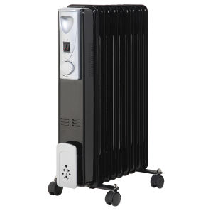 Pifco 2000W Tall Oil Filled Radiator