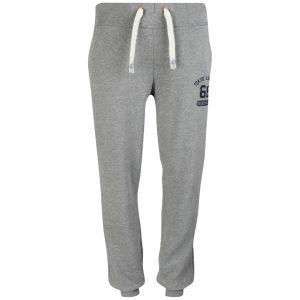 Tokyo Laundry Women's Cuffed Sweatpants - Mid Grey
