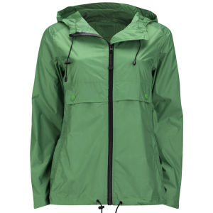 Ilse Jacobsen Women's Short Rain Jacket - Evergreen