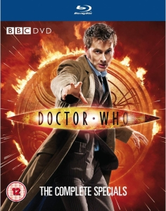 Doctor Who - Complete Specials Boxset