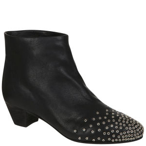 See by Chloe Women's Studded Ankle Boots - Black