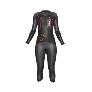 2XU Women's Z-1 Wetsuit - Black/Red