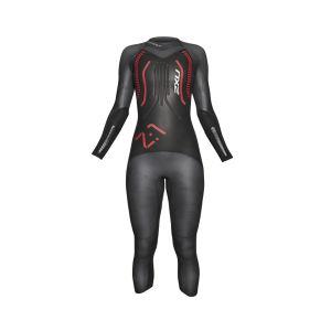 2XU Women's Z-1 Wetsuit - Black/Red
