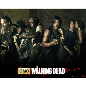 The Walking Dead Season 5 - Mini Poster - 40 x 50cm