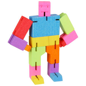 Cubebot Micro - Multicoloured