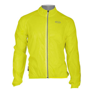 Northwave Breeze Wind Shield Jacket High Plus - Yellow