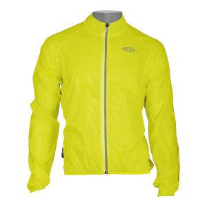Northwave Breeze Wind Shield Jacket High Plus - Yellow