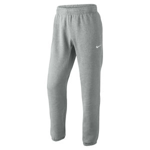 Nike Men's Club Cuff Pants - Dark Grey