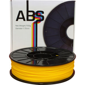 Denford ABS Filament - Yellow