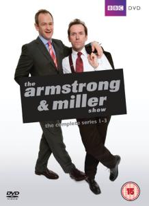 The Armstrong and Miller Show - Series 1-3 Box Set