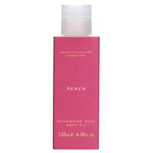 Renew Nourishing Rose Body Oil 125ml