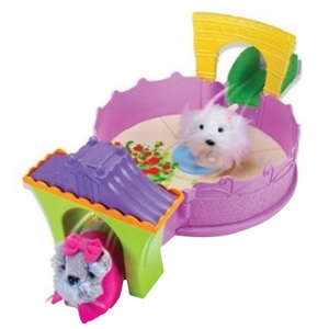 Zhu Zhu Pets Puppies Playset - Bark De Triumph