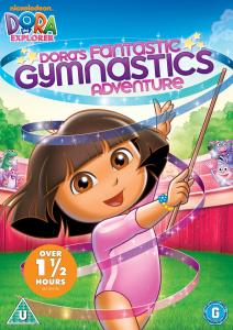 Dora Explorer: Doras Fantastic Gymnastic Adventure