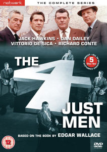 The Four Just Men - The Complete Series