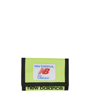 New Balance Merak Wallet - Bright Green/Black