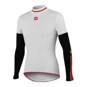 Castelli Men's Feroce Midweight LS Cycling Base Layer