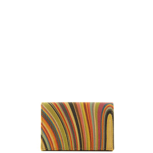 Paul Smith Accessories Women's 4152-V26R Multi Credit Card Case - Swirl