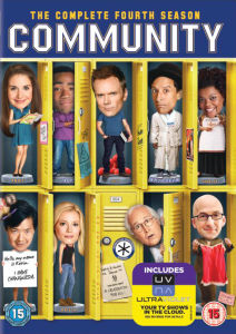 Community - Season 4 (Includes UltraViolet Copy)