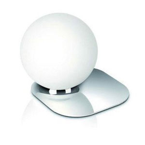 Philips EcoMoods Spherical Chrome Table Light