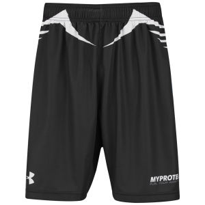 Under Armour® Hoops miesten Basketball shortsit