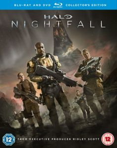 Halo: Nightfall Collector's Edition