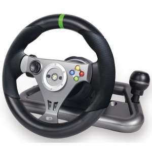 Madcatz Wireless Racing Wheel (360)
