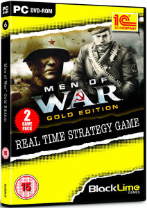 Men of War Gold Edition (MOW and MOW Red Tide)