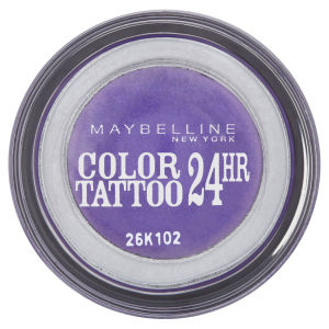 Maybelline New York Eyestudio Colour Tattoo 24 Hour Cream Gel Shadow - EndlessPurple 15