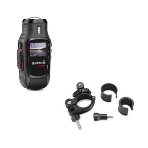 Garmin Virb 16MP 1080p Action Camera Bike Bundle