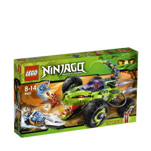 LEGO Ninjago: Fangpyre Truck Ambush (9445)