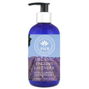 PHB Organic English Lavender Hand Wash