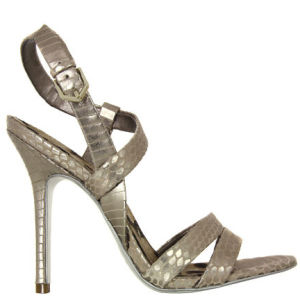 Sam Edelman Women's Abbott Shoes - Pewter
