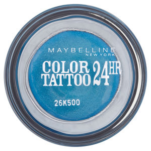 Maybelline New York Eyestudio Colour Tattoo 24 Hour Cream Gel Shadow - TurquoiseForever 20