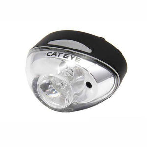Cateye HL-Rapid 1 Single Front High Power LED Light - USB Charge