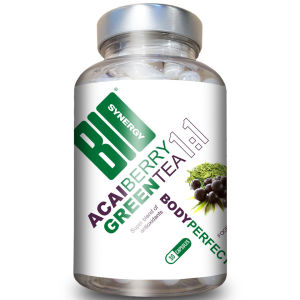 Bio-Synergy Acai & Green Tea - 60 capsules