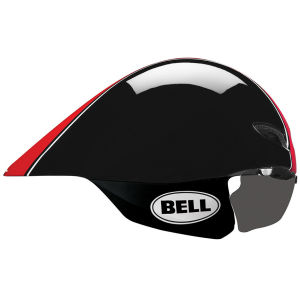 Bell Javelin Cycling Helmet - Black/Red Stars