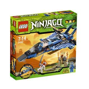LEGO Ninjago: Jay's Storm Fighter (9442)