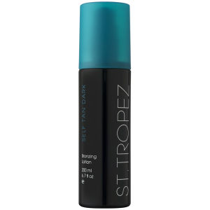 St Tropez Self Tan Bronzing Lotion - Dark (200ml)
