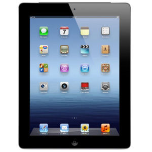 Apple New iPad 3rd Generation - 32GB Wi-Fi & 4G Tablet in Black (MD367B/A)