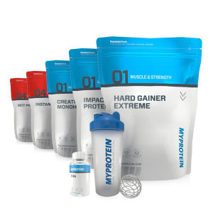 Bulk Up Advanced Bundle
