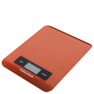 Morphy Richards Accents Digital Kitchen Scales - Copper