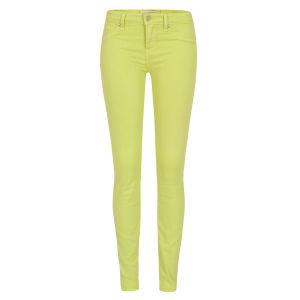 Marc by Marc Jacobs Women's 905 Stick Lemon Sorbet Skinny Jeans - Yellow
