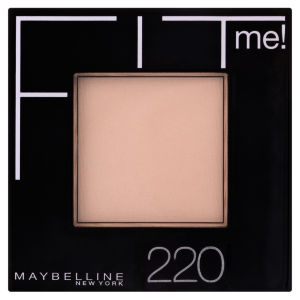 Maybelline New York Fit Me! Pressed Powder - 220 Natural Beige (9g)