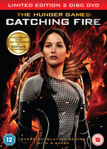 The Hunger Games: Catching Fire - Limited Edition