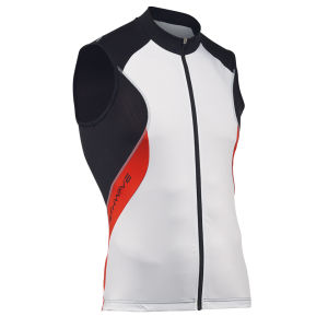 Northwave Sonic Sleeveless Jersey - White