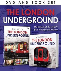 Great British Transport: London Underground (Includes Book)